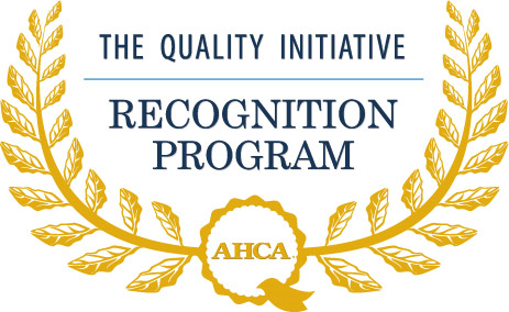 quality recognition  award logo