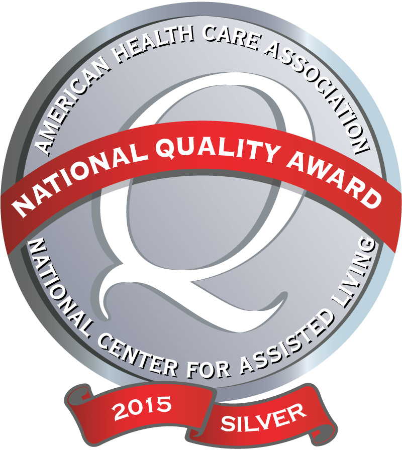 Quality award logo